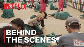 Squid Game | Behind the Scene | Netflix