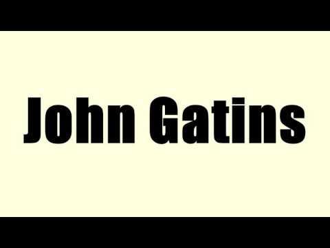 John Gatins