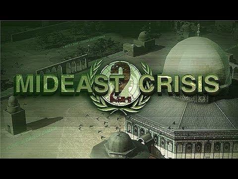 MIDEAST CRISIS 2 - Command & Conquer 3: Tiberium Wars (mod)