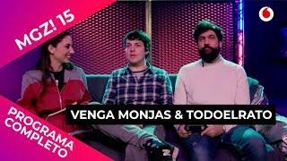 #MGZVengaMonjas ⭐ Venga Monjas 🎤 Todo el rato - MGZ! 31/01 (Programa Completo)