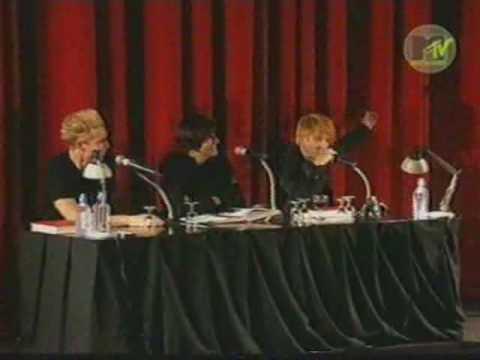 Die Ärzte im Interview MTV Masters Teil 1/5