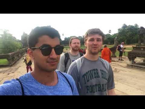 Southeast Asia Post-Grad Trip