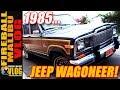 CLASSIC 1985 JEEP GRAND WAGONEER! - FIREBALL MALIBU VLOG 615