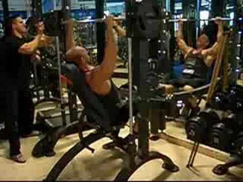 Dennis Giusto - Workouts - Drop Sets or Strip Sets