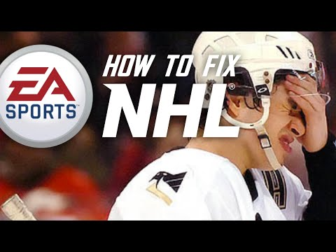 How To Fix EA's NHL Games