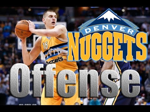 How the DENVER NUGGETS became a TOP 5 NBA offense (2016-2017)