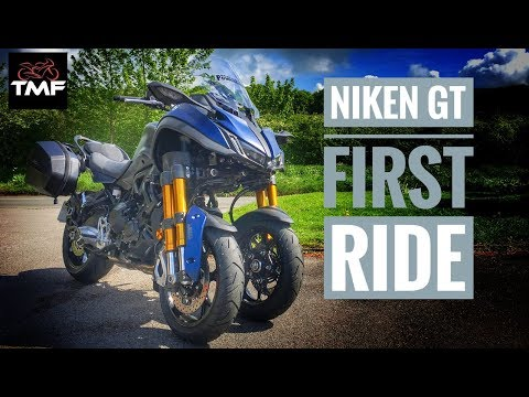 2019 Yamaha Niken GT Review
