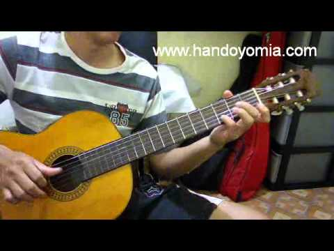 Ku Ingin Kamu - Romance Band - Fingerstyle Guitar Solo