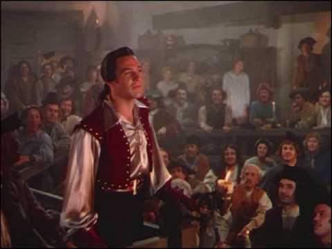 Gene Kelly singin'