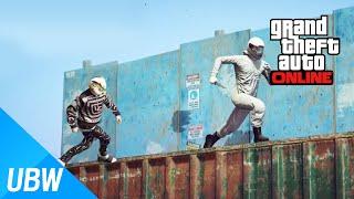 살고 싶다면 달려라!! [GTA 5 라스트 팀 스탠딩] Snipers VS Runners - GTA Online: Snipers VS Runners!