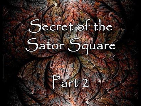 Secrets of the Sator Square Part 2