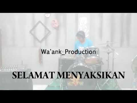 Padi - Sang Penghibur (drum Cover By Wa'ank Production)