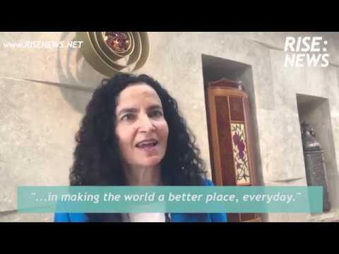 Biggest Miami Beach Synagogue Makes History With First Woman Rabbi