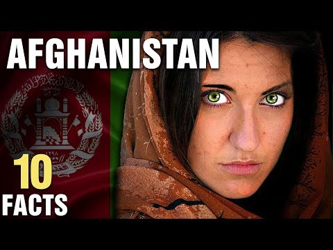 10 Surprising Facts About Afghanistan
