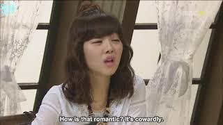 {SHINeeSubs} 090630 Taehee Hyegyo Jihyun EP85 (Taemin Cut)