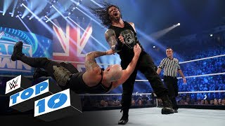 Top 10 Friday Night SmackDown moments: WWE Top 10, Nov. 8, 2019