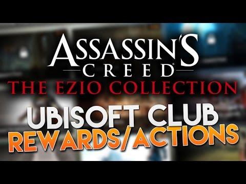 Assassin's Creed: Ezio Collection | Ubisoft Club BONUS REWARDS/ACTIONS
