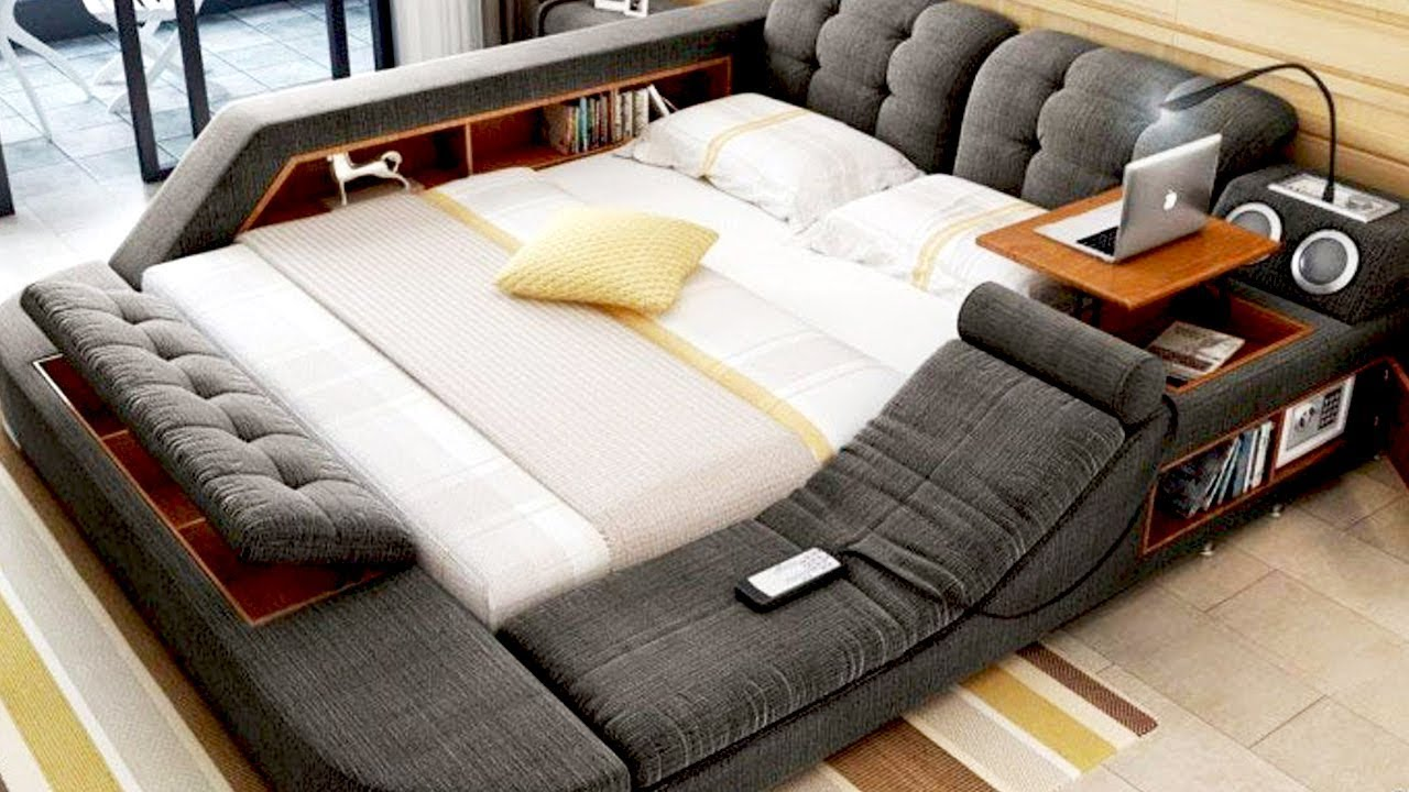 10 Great Space Saving Ideas  Youtube