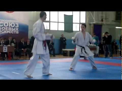 Mkhitaryan Mkhitar AKA Nagoev Islam SHIRO Final Individual Kumite Male.mp4