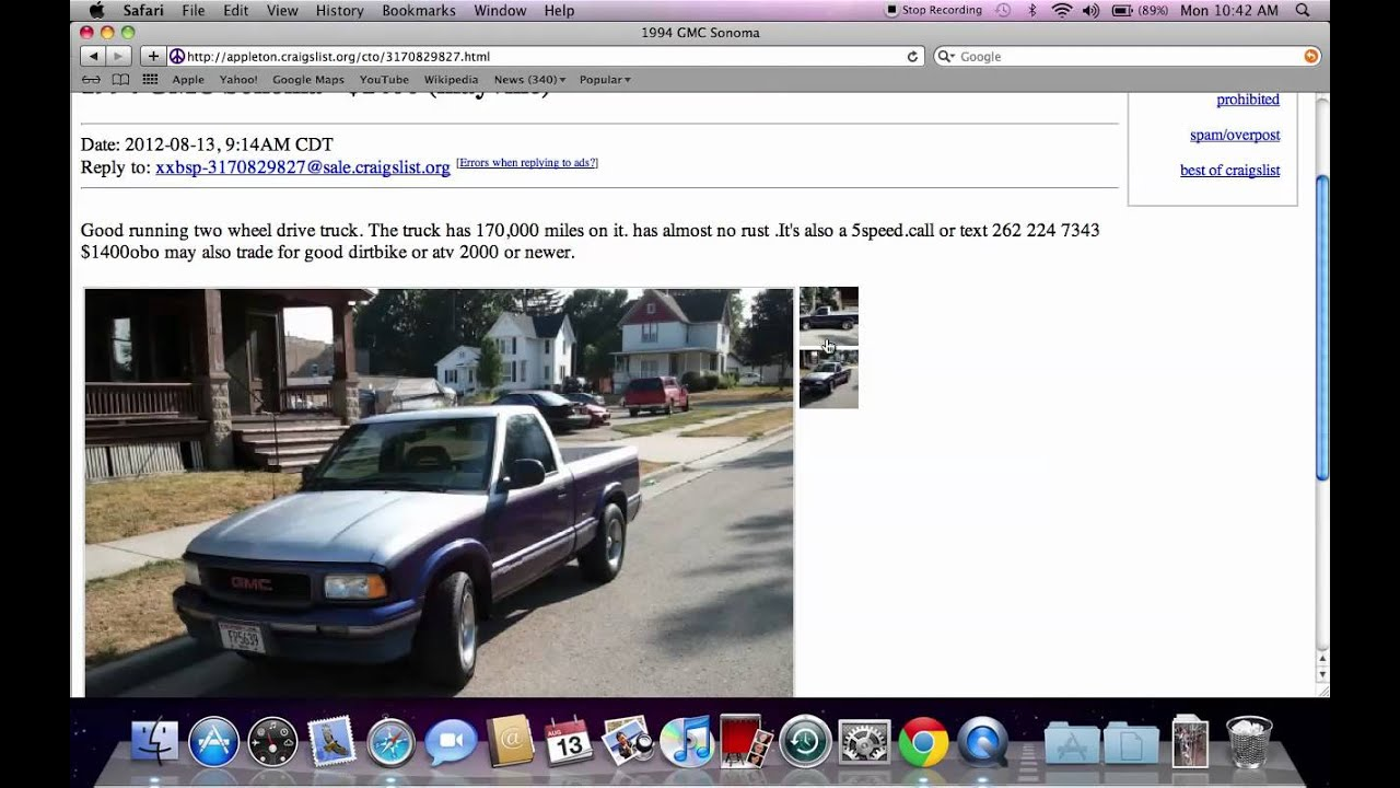 Craigslist oshkosh wisconsin used cars and trucks for sale by owner cheap options