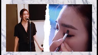 How I Prepare... Music/Beauty   Tiffany Young