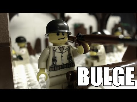 Lego WW2: Battle of the Bulge