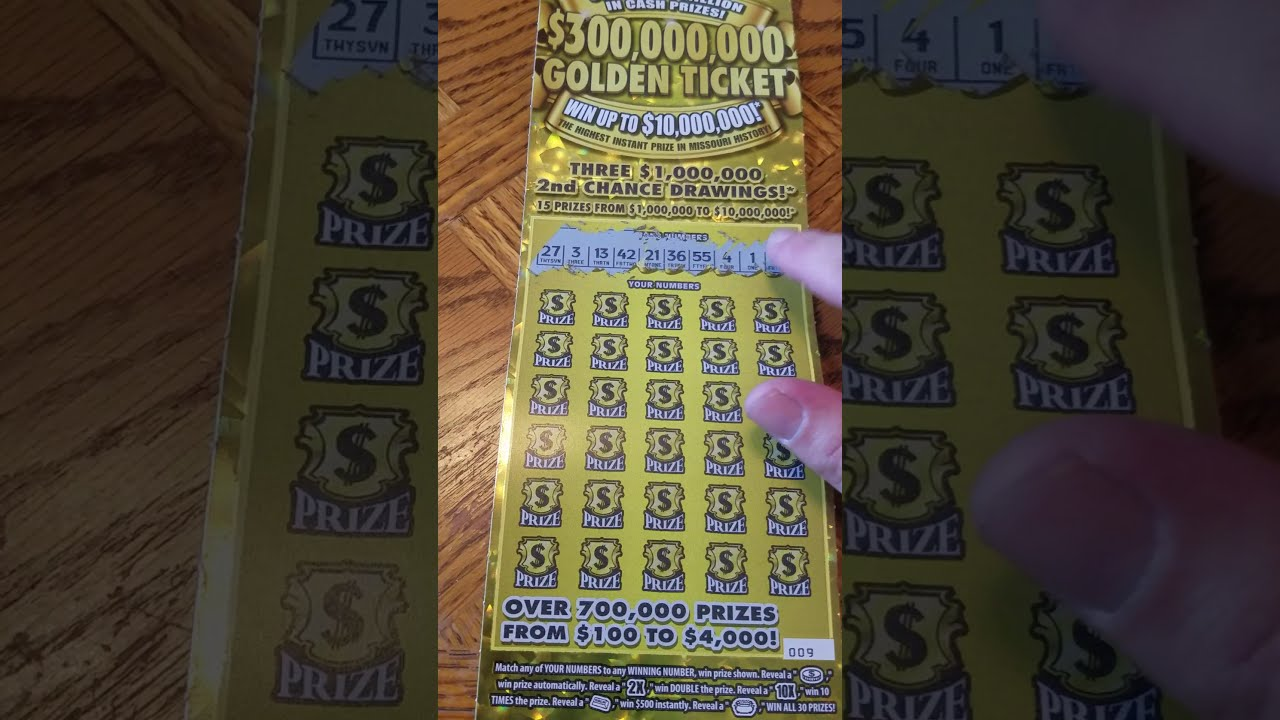 Missouri Lottery Keno