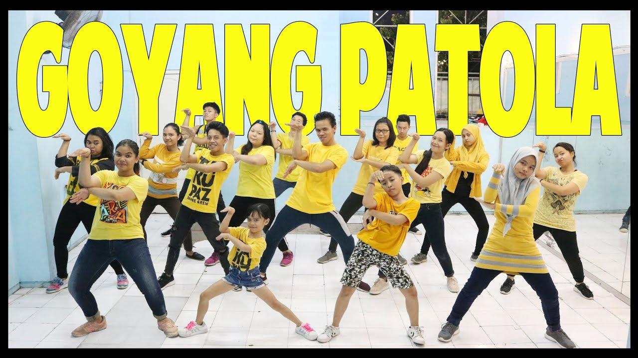Download GOYANG PATOLA (PANTA BOLA) - Zuid Boyz Lesto Baco Fresh Boy L.O.D Rap Choreography by Diego Takupaz