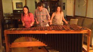 bugler s holiday by leroy anderson arranged for marimba