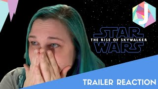 Star Wars: Episode IX The Rise of Skywalker Trailer Reaction