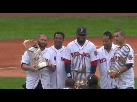 Tributo a David Ortiz: Video presentado en el Fenway Park en despedida del Big Papi