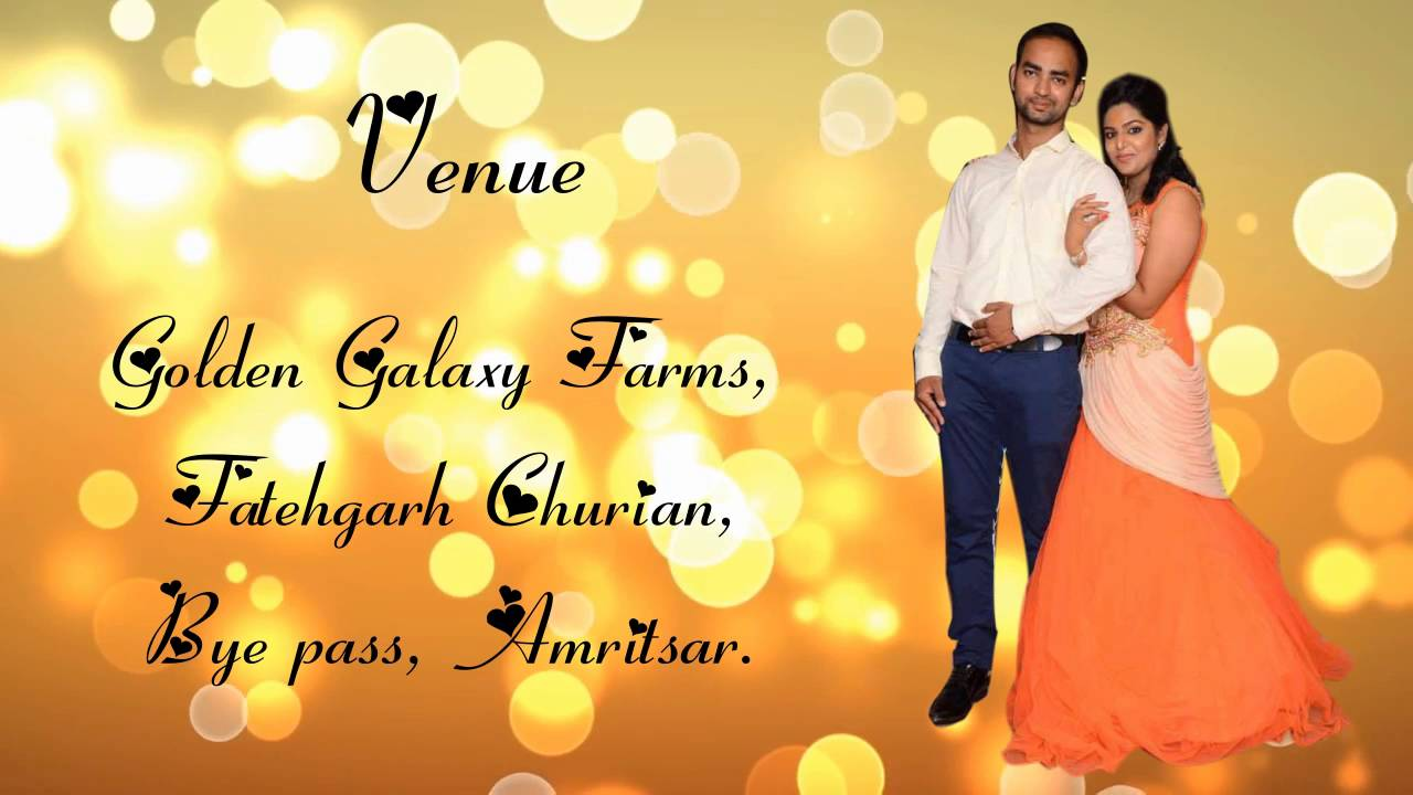 Whatsapp wedding invitation youtube for Wedding invitation free online for whatsapp