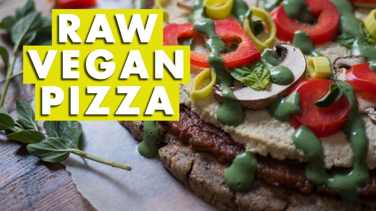 Image result for vegan raw pizza