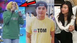 Hashtag Tom at Janica Nam Nakatikim ng Salita kay Vice Ganda