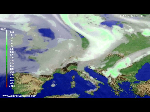 <h2><a href='https://webtv.eklogika.gr/precipitation-forecast-europe-2017-06-28' target='_blank' title='Precipitation forecast Europe 2017-06-28'>Precipitation forecast Europe 2017-06-28</a></h2>