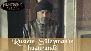 Rüstem, Süleyman'ın Huzuruna Çıkıyor - Muhteşem Yüzyıl 127.Bölüm