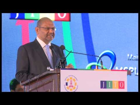 JITO Connect 2014 Address By Shri Anil Agarwal