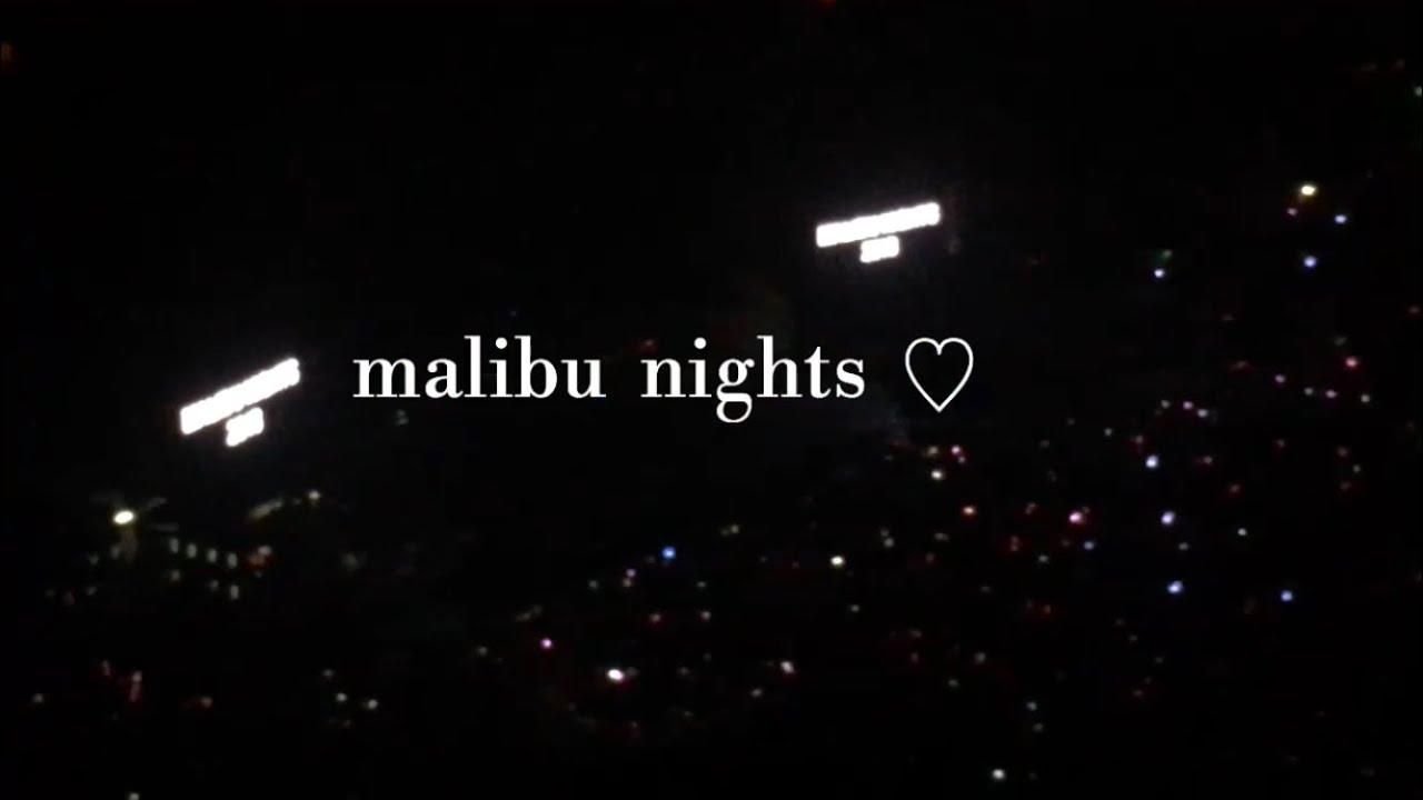 Malibu Nights Sneak Peak Lany Live In Manila Youtube