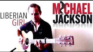 (Michael Jackson) Liberian Girl - Benjamin Sabbah - Fingerstyle Guitar