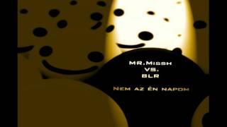 MR.MISSH VS. BLR - NEM AZ ÉN NAPOM  /2012/