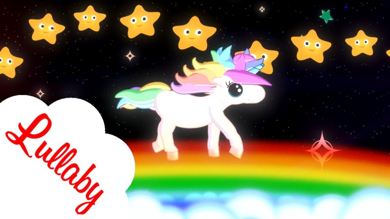 Unicorn Lullaby for Babies to go to Sleep | Music for Babies | Baby Lullaby songs to sleep 12 HOURS