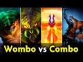 Epic Wombo-Combo vs Wombo-Combo team