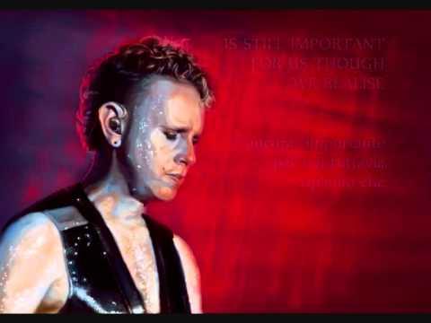 Depeche Mode-A Question Of Lust-Una Questione di Voglia (desiderio sessuale) tradotta in ita