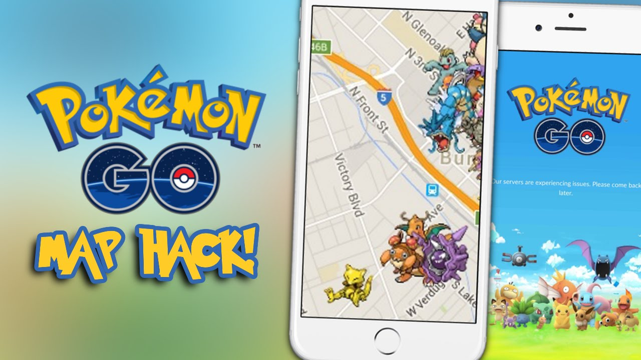 pokemon go map hack show all pokemon locations around you on map  youtube. pokemon go map hack show all pokemon locations around you on map