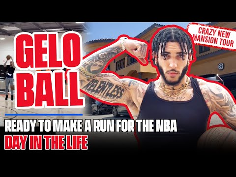 LiAngelo Ball has Heard all the Haters, Ready to Prove Them Wrong this Summer | SLAM Day in the Life