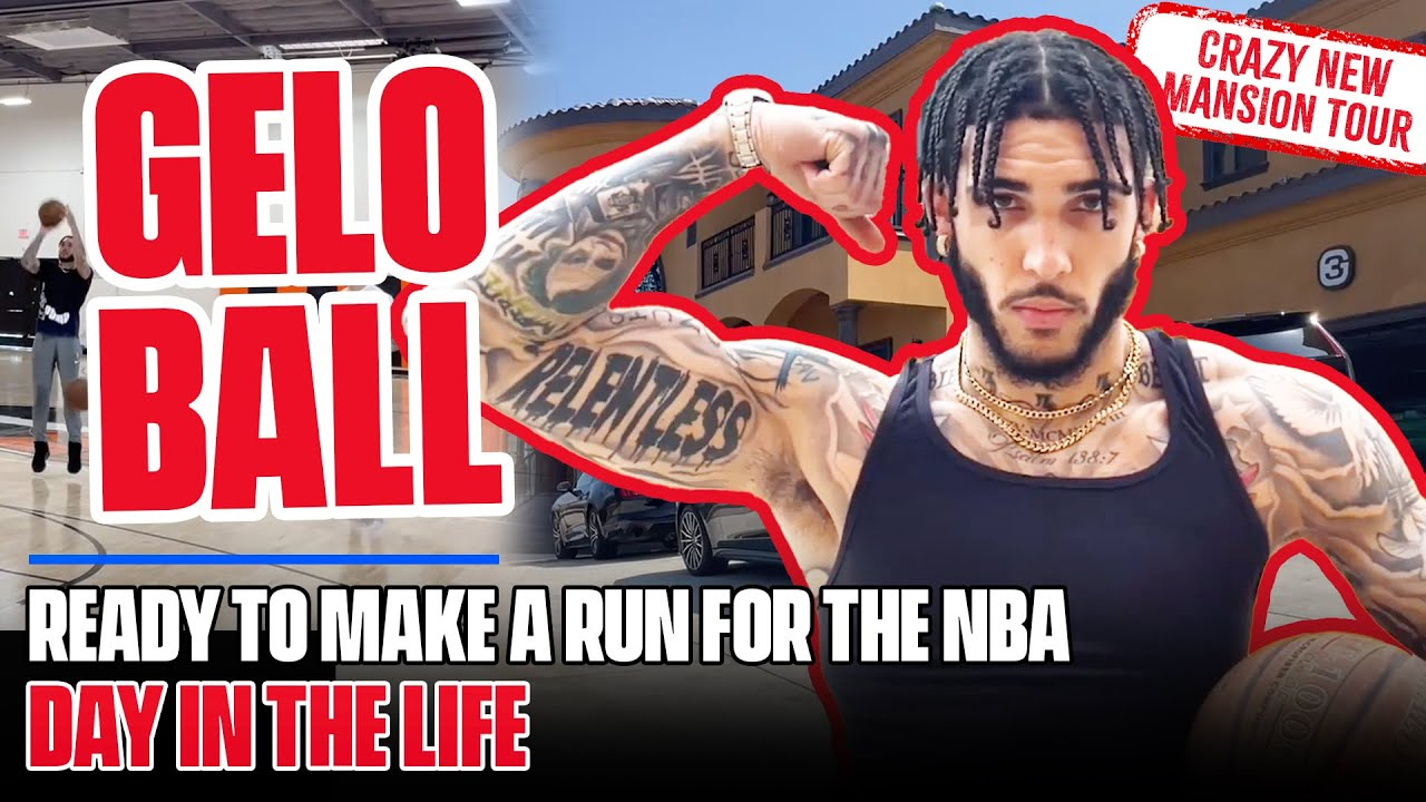 Download LiAngelo Ball has Heard all the Haters, Ready to Prove Them Wrong this Summer   SLAM Day in the Life