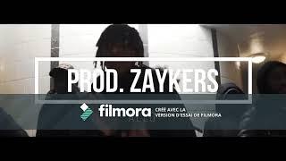 "[FREE] Type Beats CG6 ""Allô"" ( Prod  Zaykers)"