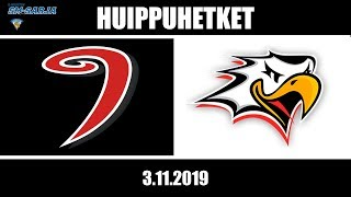 Huippuhetket 2019 - 2020: JYP vs. Sport