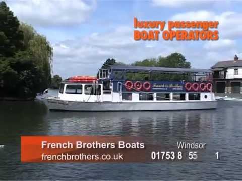 Public boat trip from Windsor