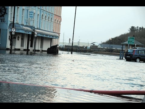 Bantry in Ireland , before hurricane Ophelia, pubs, bars, hotels, port, trvel, holiday